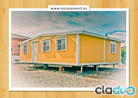 Casas m viles prefabricadas barcelona viviendas - Casas prefabricadas barcelona ...