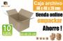 Cajas de  Empaque Madrid 640041937 Cajas de Cartón