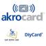 App para crear tarjetas en PVC con cupon de regalo