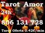 Tarot Amor con Jazmin 806 131 728 Oferta 0.42€/min