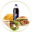 Kebab pak también con servicio a domicilio