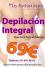 Depilación con cera en Madrid  69€!!!