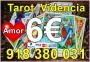 Tarot y videncia a 6 euros.