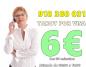 Videncia y tarot a 6 euros