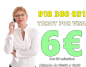 Videntes en promocion/6 euros 30 min
