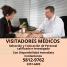 VISITADORES MEDICOS