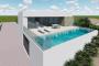 ocasion villa de lujo con piscina y garaje y vistas