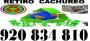 RETIRO ARTEFACTOS 92083 4810  RETIRO CACHUREOS