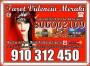 TAROT TELEFONICO TODA VISA 7 € 25min/ 9 € 35min/ / 12€ 45min . 17€ 70.min / 20€ 90min 910312450 /806002109