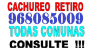 desperdicios cachureos retiro 968085009  comunas todas